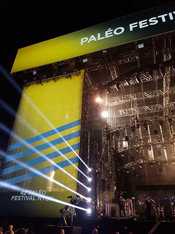 42e Paléo Festival Nyon